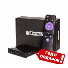 Приставка RiverRock 4K - купить приставку 4K для телевизора